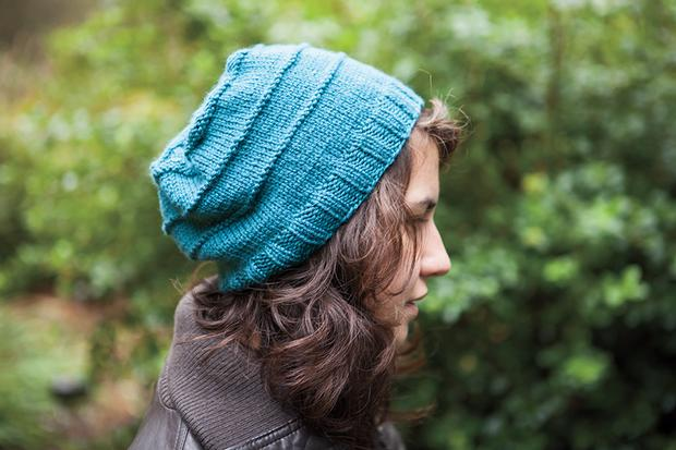 Chemo Hat - Knitting Patterns and Crochet Patterns from KnitPicks.com