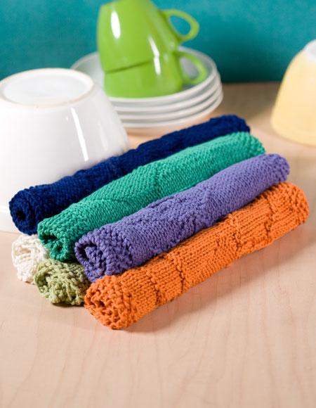 DIY Dishcloth Pattern - Knitting Patterns and Crochet ...