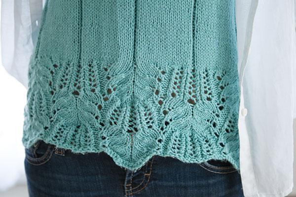 Knit Picky Patterns : Floral Opulence - Knitting Patterns and Crochet Patterns ...