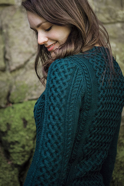 Princess Pullover - Knitting Patterns and Crochet Patterns from KnitPicks.com...