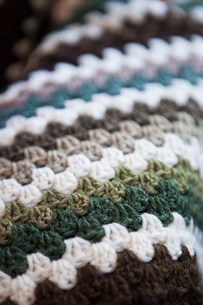 Free Crochet Afghan until Nov 7 2016 - Forest Path Blanket - Knitpicks.com