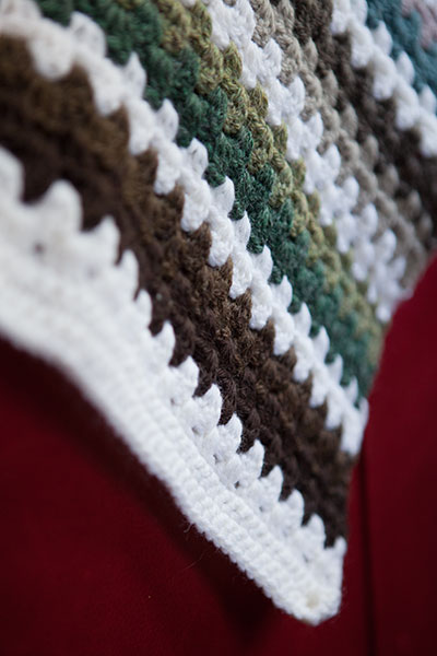 Free Crochet Afghan until Nov 7 2016 - Forest Path Blanket - Knitpicks.com