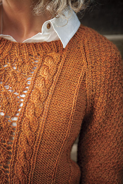 Aspen Pullover Pattern - Knitting Patterns and Crochet ...