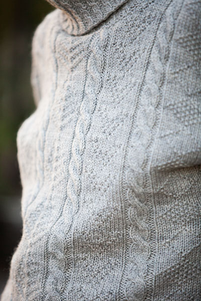 Traditional Gansey - Knitting Patterns and Crochet ...