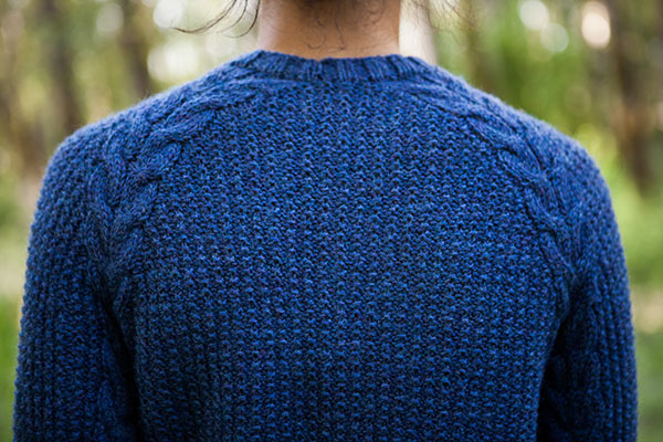Ballard Pullover - Knitting Patterns and Crochet Patterns ...