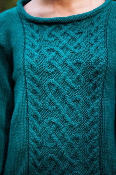 Watkins Glen Pullover - Knitting Patterns and Crochet ...