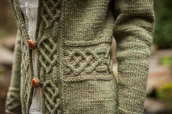 Dealla Cardigan - Knitting Patterns and Crochet Patterns ...