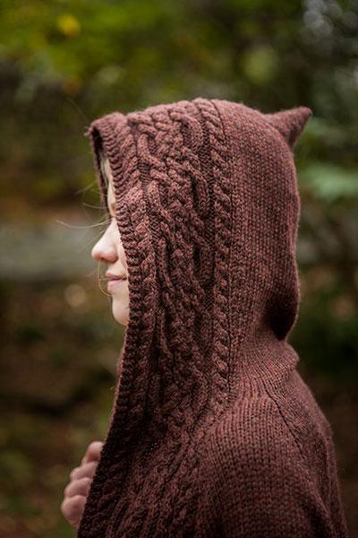 Knit Picky Free Patterns : Dubline Cardigan - Knitting Patterns and Crochet Patterns from KnitPicks.com ...