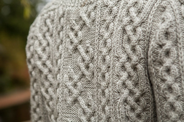Barra Pullover - Knitting Patterns and Crochet Patterns from KnitPicks.com by...