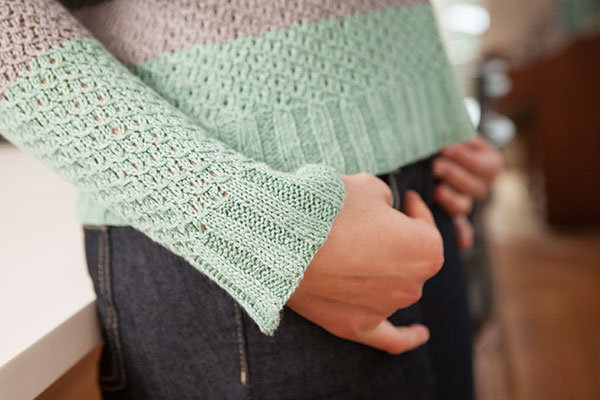 Sunbeam Knitting Patterns : Sunbeam Pullover - Knitting Patterns and Crochet Patterns from KnitPicks.com ...