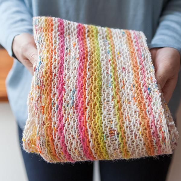 Knit Picky Patterns : Vitta Cowl - Knitting Patterns and Crochet Patterns from ...