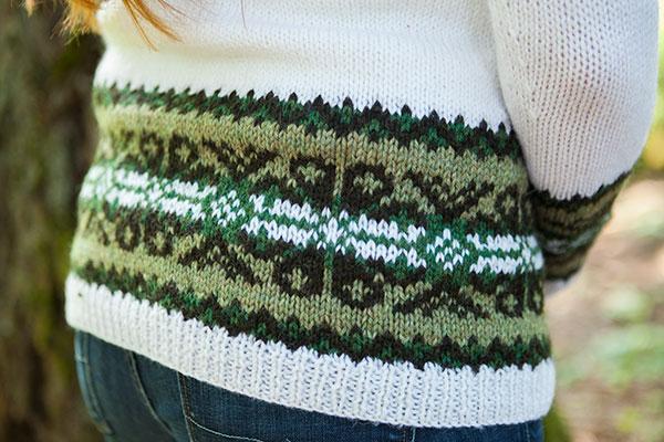 Flower Island Cardigan - Knitting Patterns and Crochet ...