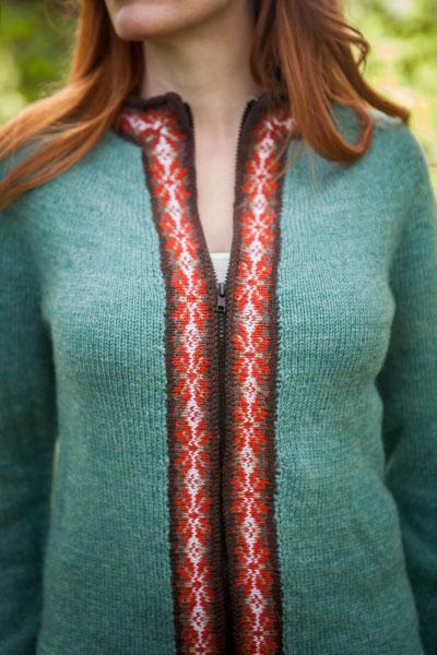 Bitterlake Cardigan - Knitting Patterns and Crochet ...