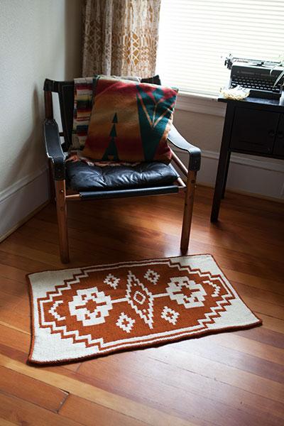 High Desert Rug Knitting Patterns And Crochet Patterns