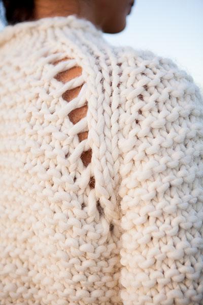 Knit Picky Patterns : Adagio Sweater - Knitting Patterns and Crochet Patterns ...