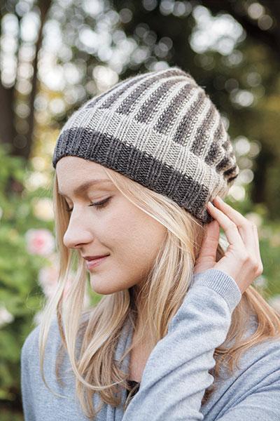 Knitting Pattern For Running Hat : Runner Hat - Knitting Patterns and Crochet Patterns from KnitPicks.com by Edi...