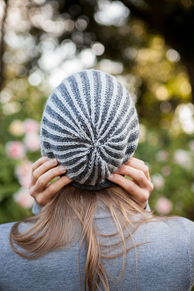 Runner Hat - Knitting Patterns and Crochet Patterns from KnitPicks.com by Edi...
