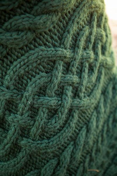 Knit Picky Patterns : Beanstalk Throw - Knitting Patterns and Crochet Patterns ...