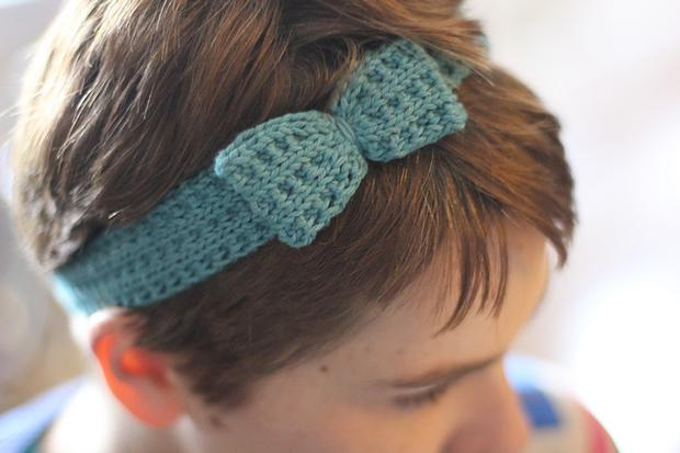 A Quartet of Headbands - Free Knitting Pattern
