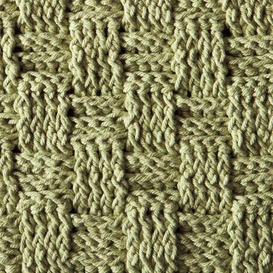 Free Crochet Pattern For Basket Weave Dishcloth : Picnic Basket Crochet Dishcloth - Knitting Patterns and ...