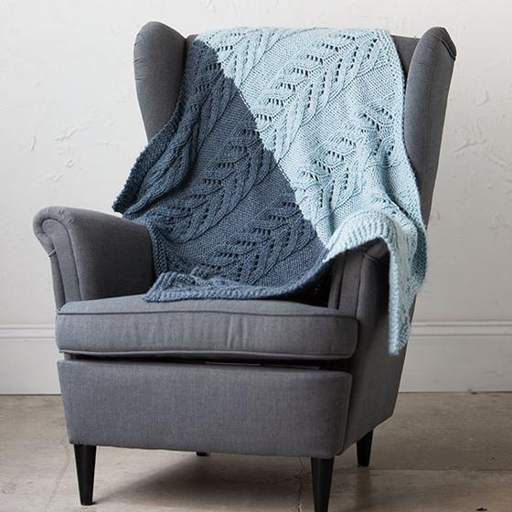 Pemberley Blanket - Knitting Patterns and Crochet Patterns ...