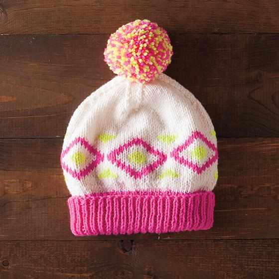 knit picks yarn patterns hat