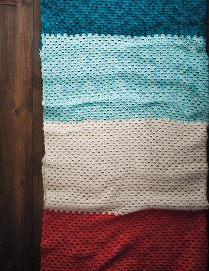 Crochet Beginner Blanket - Knitting Patterns and Crochet Patterns from ...