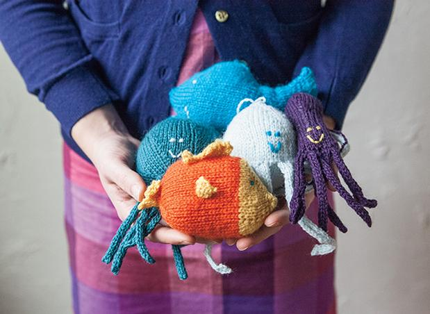under the sea mobile knitting patterns and crochet