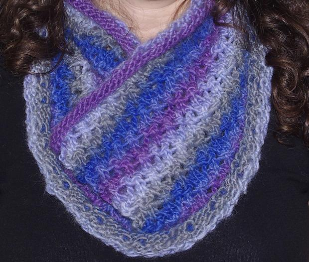 Annie Cowl - Knitting Patterns and Crochet Patterns from KnitPicks.com
