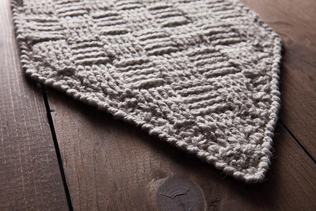 Free Crochet Patterns Runners : Tissiere Table Runner - Knitting Patterns and Crochet ...