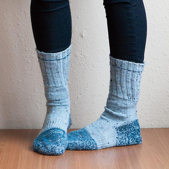 Hiking Socks - Knitting Patterns and Crochet Patterns from ...