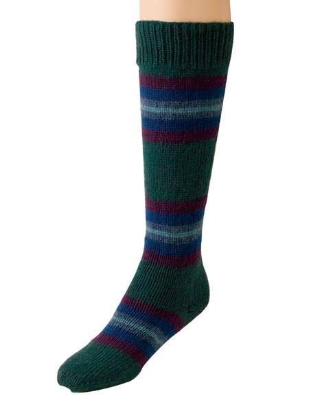 Knitting Pattern For Sport Socks : Speedy Sport Socks Pattern - Knitting Patterns and Crochet Patterns from Knit...