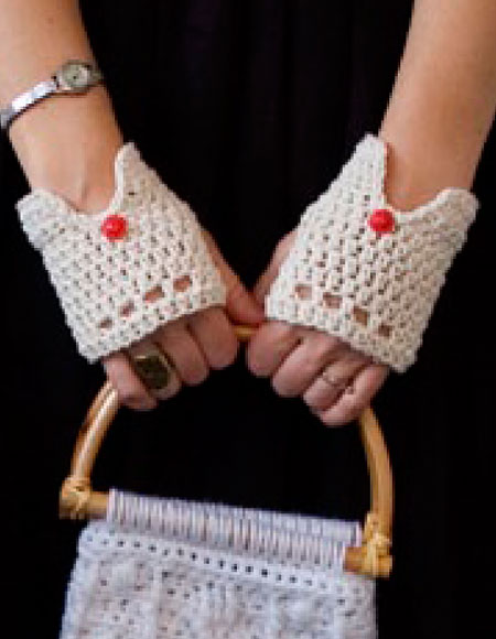 Driving Gloves Knitting Pattern : Vintage Driving Gloves Pattern - Knitting Patterns and ...