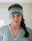 Happy Sheep Headband Pattern Kit