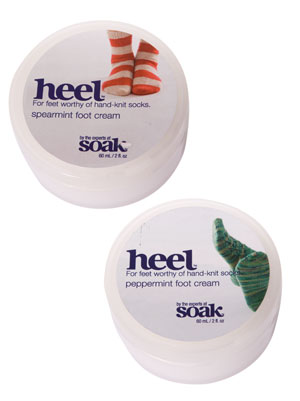 Heel Foot Cream by Soak