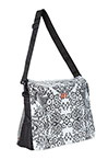 Chic-a Knittenger Messenger Bag