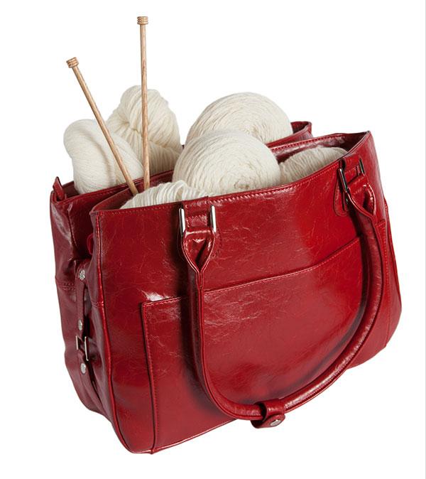 Namaste Monroe Bags from KnitPicks.com
