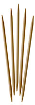 Clover Takumi Bamboo Double Pointed Knitting Needles