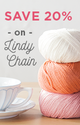 Monthly Yarn Sale - Save 20% off Lindy Chain Yarn