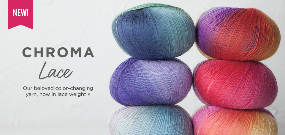 Chroma Lace Yarn