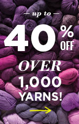 Summer Yarn Sale