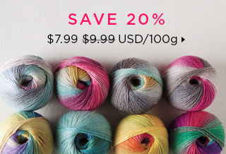 Monthly Yarn Sale - Chroma Yarns