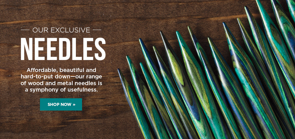 Our Exclusive Needles