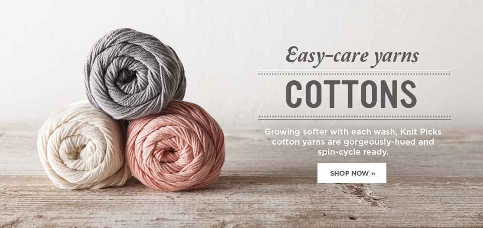 Easy Care Yarns