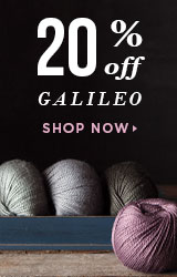 Shop 20% Off Galileo Yarn