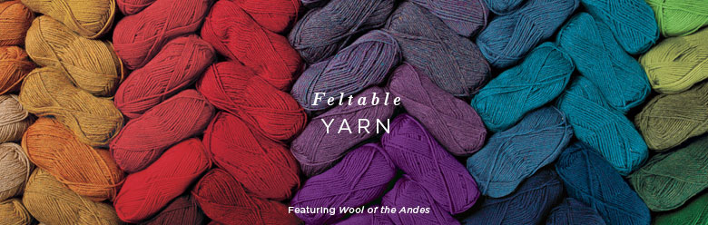 Feltable Yarn