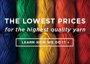 The lowest price for the highest quality yarn