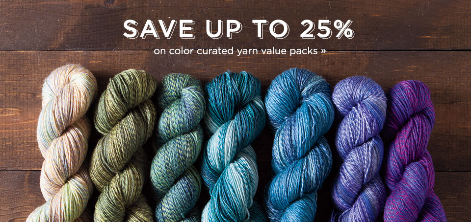Yarn Value Packs - fade