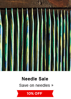 Needle Sale - All Needles 10% Off