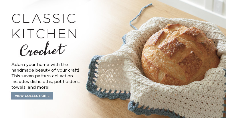Classic Kitchen Crochet